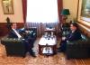 Встреча председателя СЖР с губернатором Краснодарского края