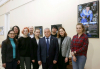 Космическая фотовыставка на факультете журналистики