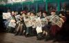 """""""Газета живет!"""": редакторы  самарских изданий стали героями сюжета для """"Изоизоляции"""""""