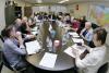 28 июля состоялось заседание секретариата Союза журналистов России.