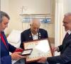 Красноярский край - лучший тренер ХХ века стал членом Союза журналистов России