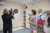 Самарские журналисты посетили Жигулёвск и встретились со звездой бокса