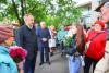 В Люберцах открыли мемориальную доску журналисту-фронтовику