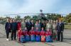 Самарские журналисты приняли участие в празднике парашютного спорта
