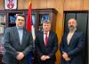 Встреча Главы СЖР и Посла Республики Сербия