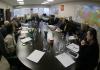 19 февраля состоялось очередное заседание секретариата Союза журналистов России