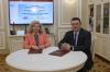 Глава СЖР Владимир Соловьёв и уполномоченный по правам человека в РФ Татьяна Москалькова подписали соглашение о сотрудничестве