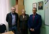 Алексей Вишневецкий и Лидия Златогорская встретились с руководством ГУ МВД РФ по Саратовской области