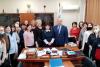 Союз журналистов Башкирии и студенты журфака БГУ: встреча в Доме Печати