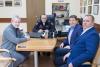 Зампред СЖР и председатель регионального отделения Союза встретились c руководством ГУ МВД по Ростовской области