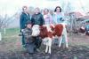 Липецкая область: журналисты «районки» продолжают помогать многодетным семьям
