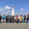 Челябинский и Белгородский Союзы журналистов провели пресс-тур по местам сражений Уральского танкового корпуса