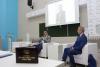 В Чувашском госуниверситете  председатель СЖР   встретился с будущими специалистами  медиаотрасли