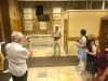 В редакции «МК» состоялась церемония открытия мемориальной доски легенды журналистики Мэлора Стуруа