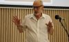 Во Владимире член Союза журналистов и Союза художников Михаил Белан отметил свое  70-летие