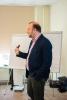 Секретарь СЖР Роман Серебряный выступил на Форуме лидеров студенческих инициатив