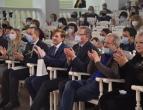 Зампред СЖР Алексей Вишневецкий принял участие в церемонии награждения Омских журналистов