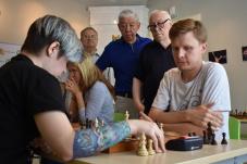 Турнир в уральском Доме журналистов: молодежь медийная, игра — вечная