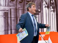 Марсель Салимов принял участие в международном фестивале в Азербайджане