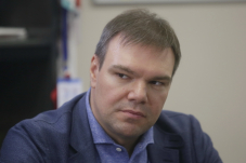 Леонид Левин принял участие в пресс-конференции «RIW-2019»