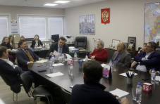 25 ноября состоялось заседание секретариата СЖР