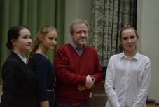 Алексей Вишневецкий на телеканале АБВ