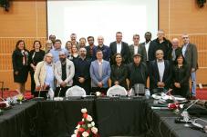 Представители Международного отдела СЖР приняли участие в работе Исполнительного Комитета Международной Федерации Журналистов