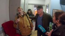 В МВД прокомментировали нападение на съемочную группу телеканала «Санкт-Петербург»