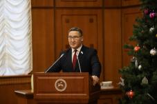 Петр Гоголев поздравил представителей республиканских СМИ с Днем российской печати