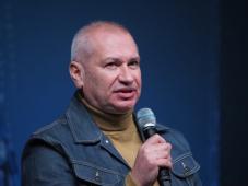 Секретарь Союза журналистов России Владимир Касютин поздравил калужских коллег