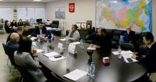 24 марта  в Москве прошло заседание секретариата Cоюза журналистов Pоссии