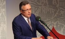 Председатель Союза журналистов Татарстана Ильшат Аминов поздравил работников отрасли с Днём татарской печати