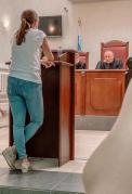 В Псковском областном суде допрашивали мою коллегу Светлану Прокопьеву..