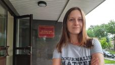 Журналист Светлана Прокопьева - последнее слово на процессе в Псковском областном суде