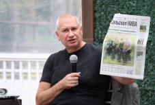 Секретарь СЖР Владимир Касютин провел мастер-класс для журналистов липецких «районок»
