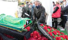 «Он был рыцарем журналистики»: в Казани простились с Рашитом Ахметовым