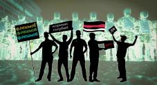 Депутат ищет способ «перехитрить» организаторов уличных флешмобов