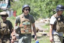 Нацполиция Украины открыла горячую линию для сообщений о нападениях на журналистов