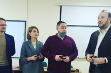 В Соликамске состоялось очередное заседание клуба журналистского мастерства «Слово и дело»