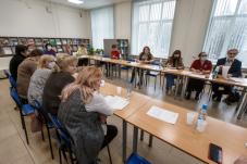 Для журналистов Владимирской области провели образовательный семинар