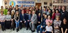 Красноярский край. Дмитрий Голованов и Александр Лазуткин подписали соглашение о сотрудничестве