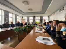 В Рязани прошла отчётно-выборная конференция регионального отделения СЖР