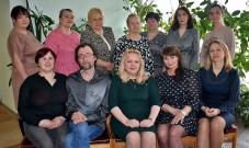 СЖ Владимирской области поздравляет газету «Красное знамя»