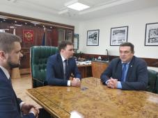 Владимир Соловьёв: СЖР поможет коллегам-северянам решать проблему нехватки журналистских кадров