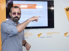 """Тимур Шафир: """"Стоит помнить о призыве чешского журналиста Фучика и быть бдительным"""""""