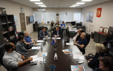 26 августа состоялось очередное заседание секретариата Союза журналистов России