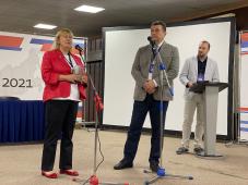 «ВСЯ РОССИЯ-2021». На Форуме журналистов в Сочи  впервые вручена премия имени Ясена Засурского