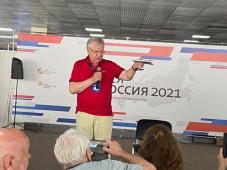 «ВСЯ РОССИЯ-2021». Презентация книги «Человек укусил собаку»