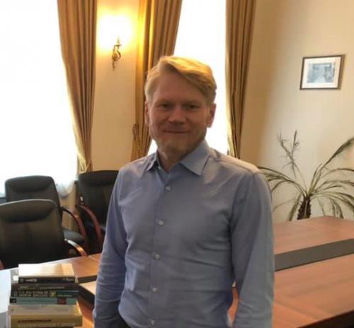 Поздравляем с днем рождения председателя Приморского краевого отделения Союза журналистов России Виктора Суханова!