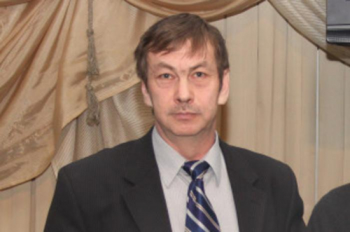 Поздравляем с днем рождения председателя Забайкальского отделения Союза журналистов России Александра Потяева!
